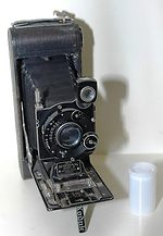 Kodak Eastman: Kodak No.1A Series III camera