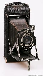 Kodak Eastman: Pocket No.1A Series II camera