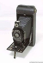 Kodak Eastman: Pocket No.2C camera