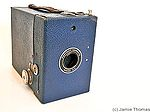 Kodak Eastman: Portrait Hawk-Eye No.2 Model C.C. camera
