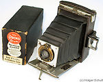 Kodak Eastman: Premoette Junior No.1 camera