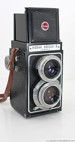 Kodak Eastman: Reflex II camera