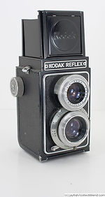 Kodak Eastman: Reflex camera