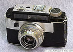 Kodak Eastman: Signet 50 camera