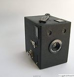 Kodak Eastman: Six-20 Hawk-Eye Major (UK) camera