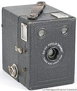 Kodak Eastman: Six-20 Popular Brownie camera
