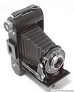 Kodak Eastman: Six-20 Senior camera