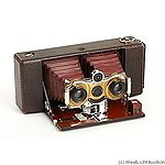 Kodak Eastman: Stereo-Hawk-Eye No.4 camera
