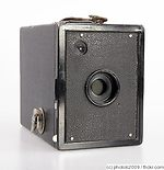 Kodak Eastman: Target Hawk-Eye Junior No.2 camera