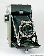 Kodak Eastman: Tourist (Anastar) camera