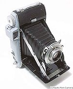 Kodak Eastman: Tourist (Anastigmat) camera