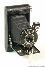 Kodak Eastman: Vest Pocket Hawk-Eye camera