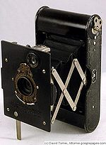 Kodak Eastman: Vest Pocket Model A camera