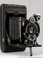 Kodak Eastman: Vest Pocket Special camera