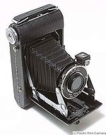 Kodak Eastman: Vigilant Junior Six-20 camera