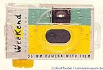 Kodak Eastman: Weekend (waterproof) camera