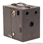 Kodak Eastman: Weno Hawk-Eye No.7 camera