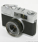 Konishiroku (Konica): Konica EE Matic camera