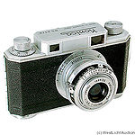 Konishiroku (Konica): Konica I (Made In Occupied Japan) camera