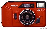 Konishiroku (Konica): Konica MT 7 camera