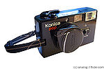 Konishiroku (Konica): Konica Pop camera