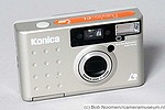 Konishiroku (Konica): Revio CL camera