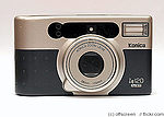 Konishiroku (Konica): Z-up 120 VP camera