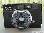 Kuribayashi (Petri): Petri Color 35 camera