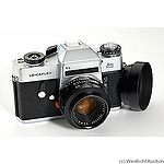Leitz: Leicaflex SL chrome camera