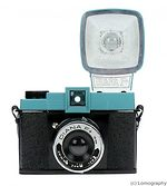 Lomography: Diana F (plus) camera