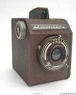 Lumiere & Cie: Lux Box (1950) camera