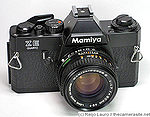 Mamiya: Mamiya ZE Quarz camera