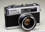 Minolta: Hi-matic 7 S camera