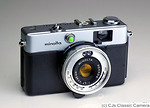 Minolta: Hi-matic C camera