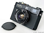 Minolta: Hi-matic E (black) camera