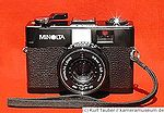 Minolta: Hi-matic G2 camera