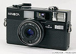 Minolta: Hi-matic S2 camera