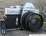 Minolta: Minolta SRT-MC II camera