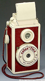 Monroe Sales Co: Color-Flex camera