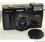 New Taiwan: Rainbow MD-35F (Lens Made In Japan) camera