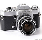 Nikon: Nikkormat EL (same as Nikomat EL) camera