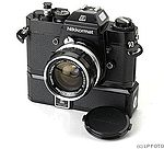 Nikon: Nikkormat ELW (same as Nikomat ELW) camera