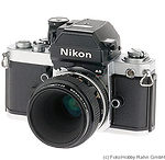 Nikon: Nikon F2AS Photomic camera