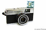 Olympus: Quickmatic EEM camera