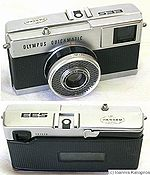 Olympus: Quickmatic EES camera