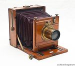 Perken & Son: Rayments Patent camera