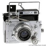 Plaubel: Makina III R camera