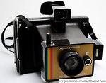 Polaroid: Colour Swinger I camera