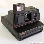 Polaroid: Impulse Portrait camera