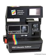 Polaroid: PEP Educator Edition camera